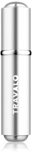 TRAVALO Refill Atomizer Roma Silver 5 ml - Plnitelný rozprašovač parfémů