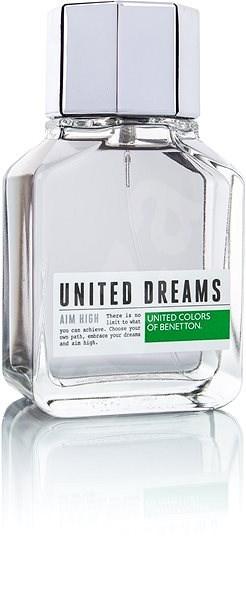 BENETTON United Dreams Men Aim High EdT 60 ml - Toaletní voda pánská