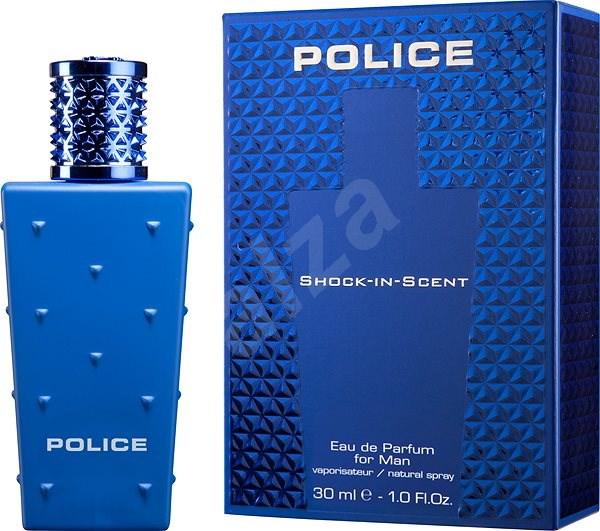 POLICE Shock-In-Scent Man EdT 30 ml - Toaletní voda pánská