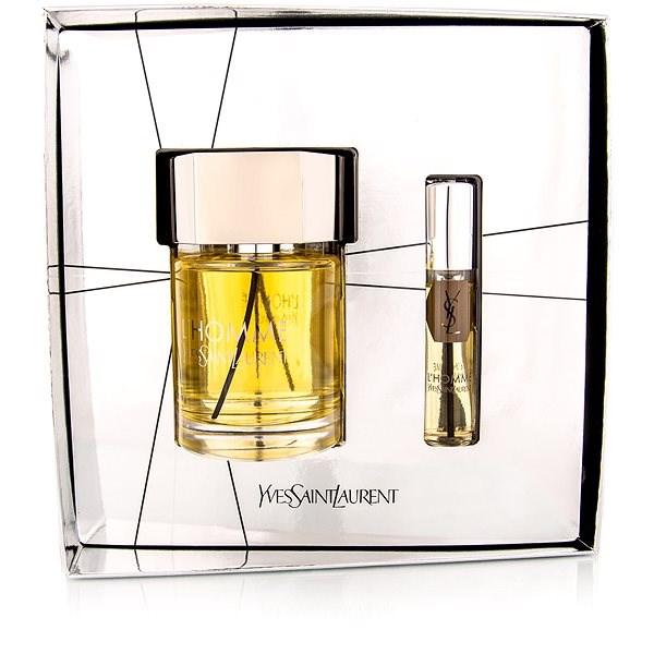 YVES SAINT LAURENT L´Homme EdT Set 110 ml - Dárková sada parfémů