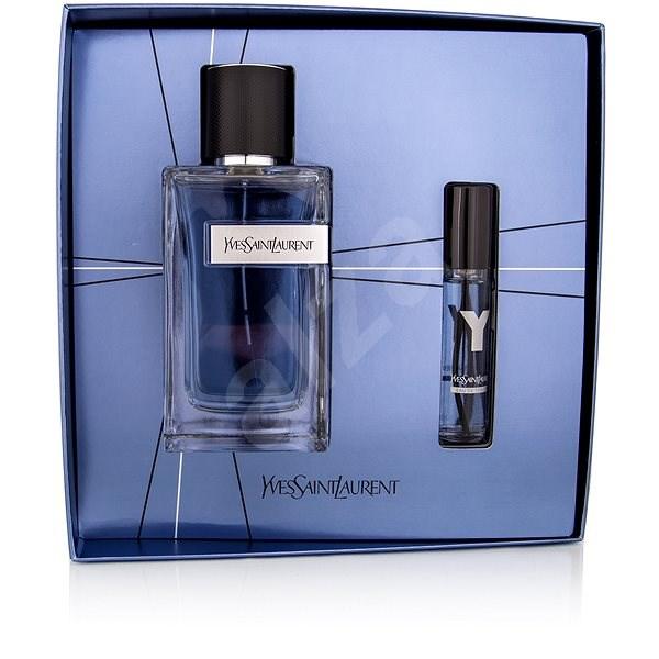 YVES SAINT LAURENT Yves Saint Laurent Y EdT Set 110 ml - Dárková sada parfémů