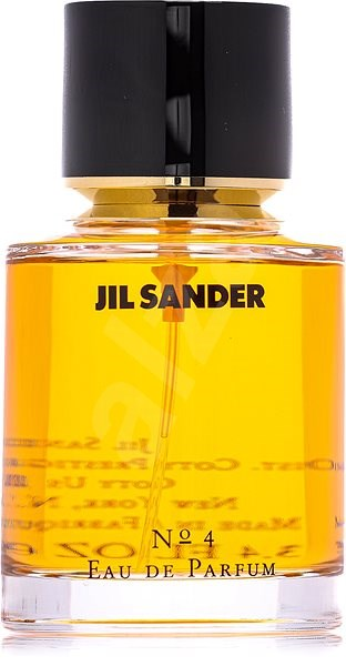 JIL SANDER No.4 EdP 100 ml - Parfémovaná voda