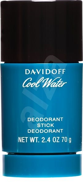 DAVIDOFF Cool Water Man 75 ml - Pánský deodorant