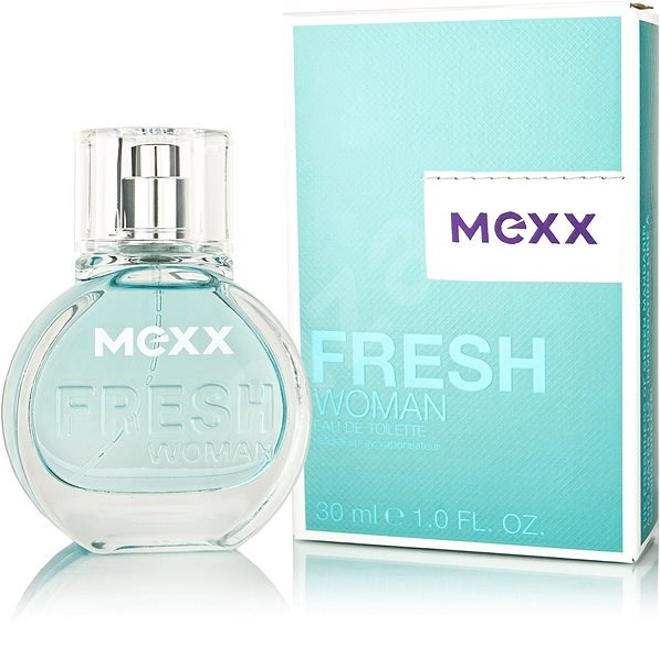 MEXX Fresh Woman EdT 30 ml - Toaletní voda