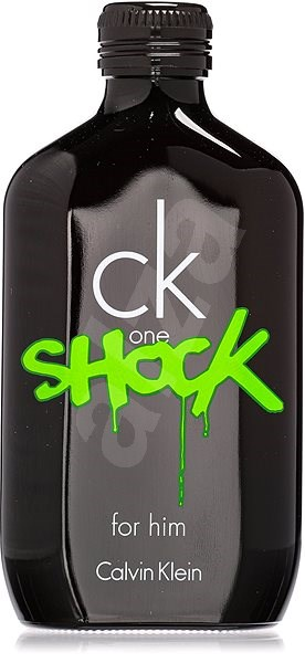 CALVIN KLEIN CK One Shock For Him EdT 100 ml - Toaletní voda