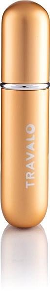 TRAVALO Refill Atomizer Classic HD Gold 5 ml  - Plnitelný rozprašovač parfémů