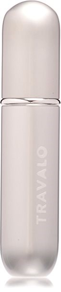 TRAVALO Refill Atomizer Classic HD Silver 5 ml  - Plnitelný rozprašovač parfémů