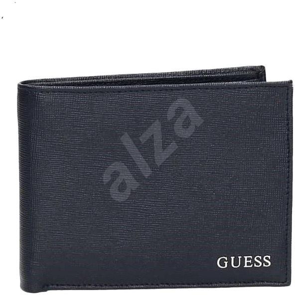 GUESS SM2308 LEA20 Blue - Pánská peněženka  28d4efec130