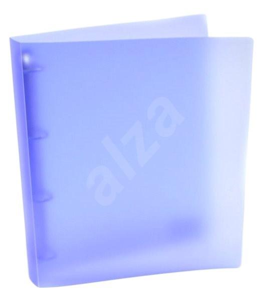 KARTON P+P Light 4A modrý - Kroužkové desky