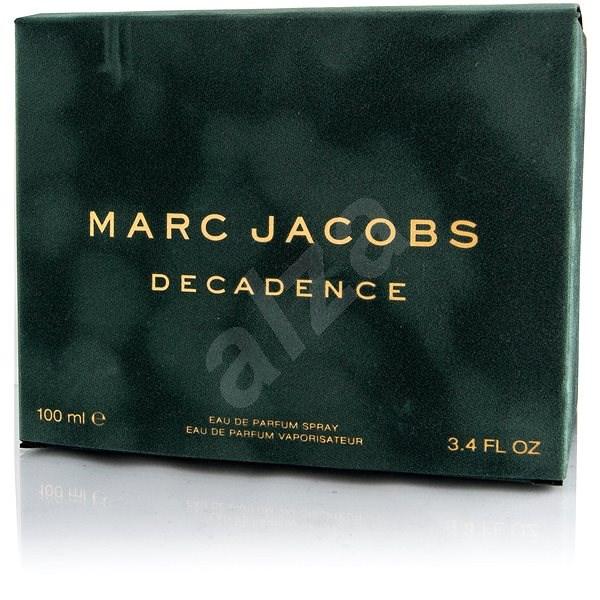 MARC JACOBS Decadence EdP 30 ml - Parfémovaná voda