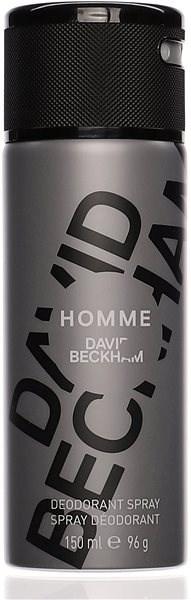 DAVID BECKHAM Homme 150 ml - Pánský deodorant