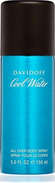DAVIDOFF Cool Water Spray 150 ml - Pánský deodorant