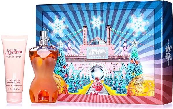 JEAN PAUL GAULTIER Classique EdT Set 170 ml - Dárková sada parfémů