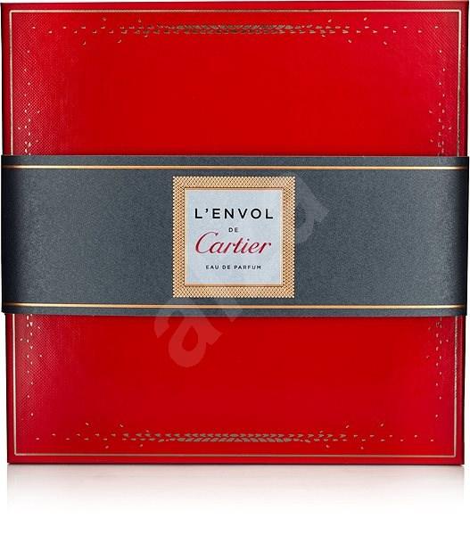 CARTIER L'Envol de Cartier M2ks EdP Set 155 ml - Dárková sada parfémů