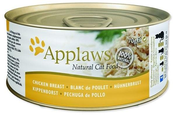 Applaws konzerva Cat kuřecí prsa 70 g  - Konzerva pro kočky
