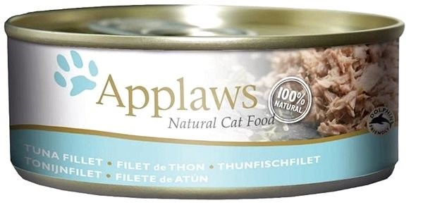 Applaws konzerva Cat tuňák 156 g - Konzerva pro kočky