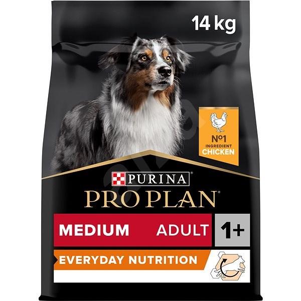 Pro Plan medium adult optibalance kuře 14 kg - Granule pro psy