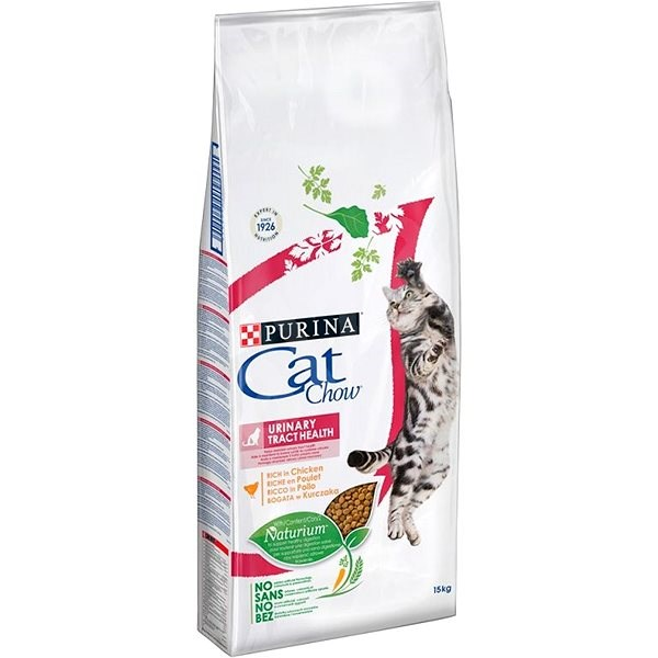 Cat Chow special care urinary tract health 15 kg - Granule pro kočky