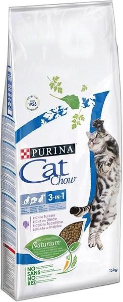 Cat Chow special care 3 in 1 15 kg - Granule pro kočky