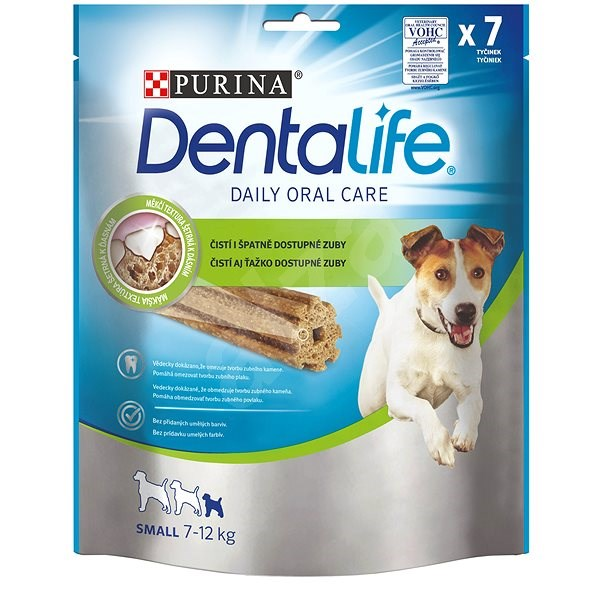 Dentalife small 115 g - Pamlsky pro psy