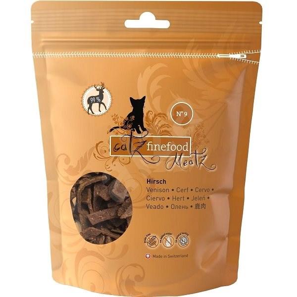 Catz finefood Meatz  - jelení 45 g - Pamlsky pro kočky