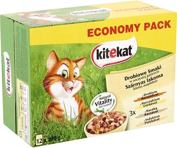 Kitekat Selské menu 12 x 100g - Kapsička pro kočky