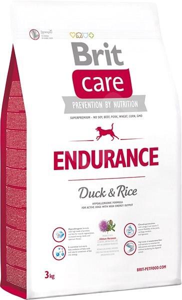 Brit Care endurance 3kg - Granule pro psy