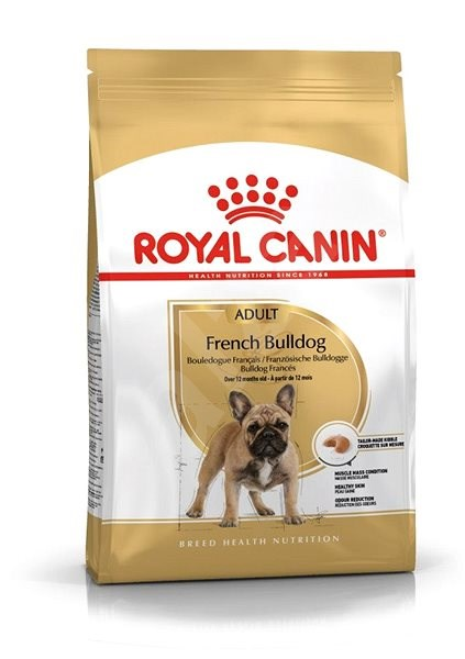 Royal Canin french bulldog adult 3 kg - Granule pro psy