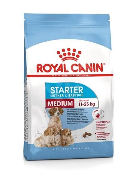 Royal Canin medium starter mother&babydog 12 kg - Granule pro štěňata
