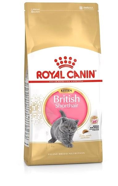 Royal Canin British Shorthair Kitten 10 kg - Granule pro koťata