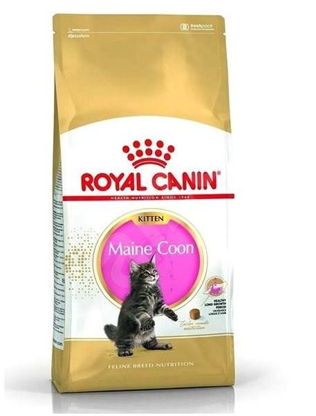 Royal Canin Maine Coon Kitten 0,4 kg - Granule pro koťata