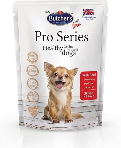 Butcher´s Kapsička pro psy hovězí 100 g  - Kapsička pro psy