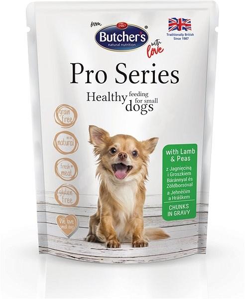 Butcher´s Kapsička pro psy jehněčí 100 g  - Kapsička pro psy