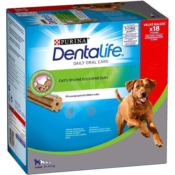 Dentalife large Multipack 18 ks - Pamlsky pro psy