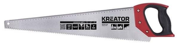 Kreator KRT801004 - Zahradní pilka