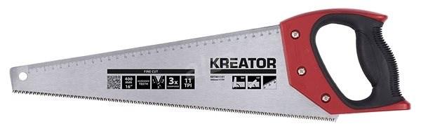 Kreator KRT801101 - Zahradní pilka