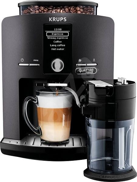 KRUPS EA829U10 Latt' Espress - Automatický kávovar