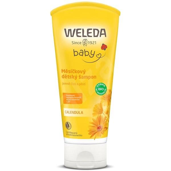 WELEDA Měsíčkový dětský šampón 200 ml - Dětský šampon