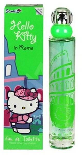 Hello Kitty in Rome 30 ml - Toaletní voda
