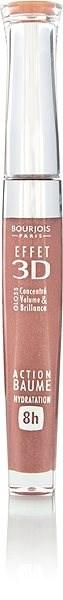 BOURJOIS 3D Effet Gloss 23 Framboise Magnifique 5,7 ml - Lesk na rty