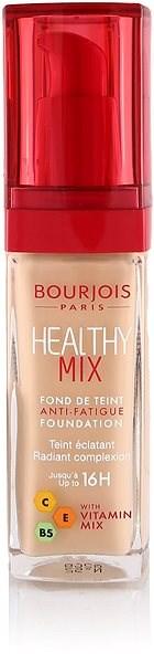 BOURJOIS Healthy Mix Foundation 52 Vanille 30 ml - Make-up