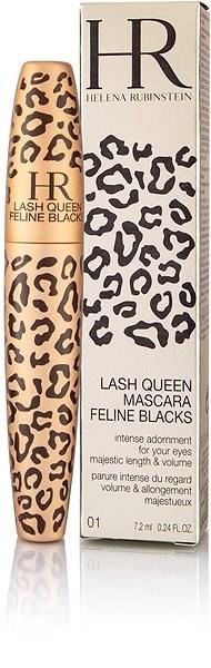 HELENA RUBINSTEIN Mascara Lash Queen Feline Blacks 01 Black Black 7,2 g - Řasenka