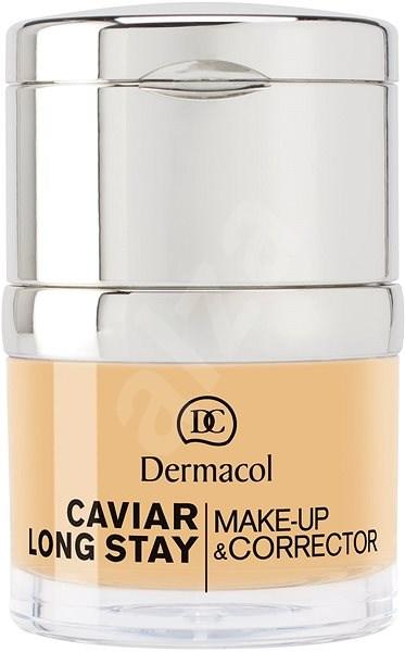DERMACOL Caviar Long Stay Make-Up & Corrector Fair 30 ml - Make-up