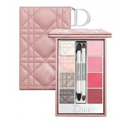 CHRISTIAN DIOR Rose Collection (Eyes & Lips Palette) - Kosmetická paletka