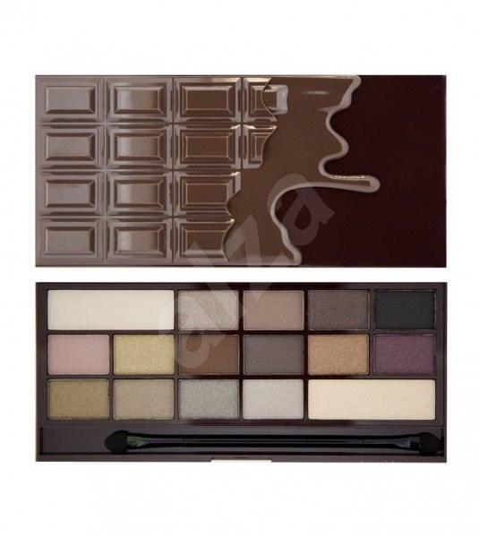 I HEART REVOLUTION Chocolate - Death By Chocolate - Paletka očních stínů