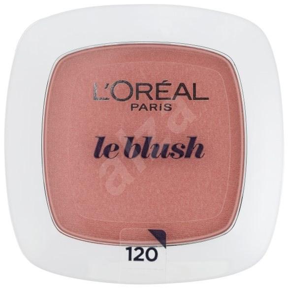 ĽORÉAL PARIS Le Blush 120 Sandalwood Pink 5 g - Tvářenka