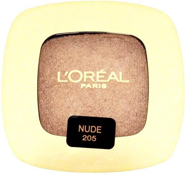 ĽORÉAL PARIS Color Riche L'ombre Pure 205 Nude - Oční stíny