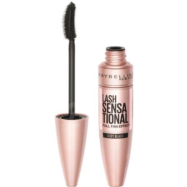 MAYBELLINE NEW YORK  Lash Sensational Mascara Black 9.5ml - Mascara