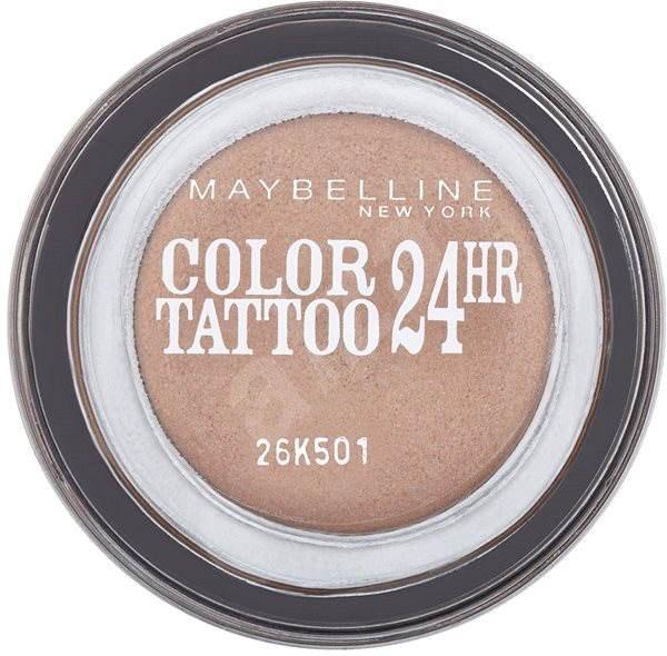 MAYBELLINE NEW YORK Color Tattoo 24H 35 On and On Bronze - Oční stíny