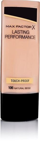 MAX FACTOR Lasting Performance Foundation 109 Natural Bronze 35 ml - Make-up